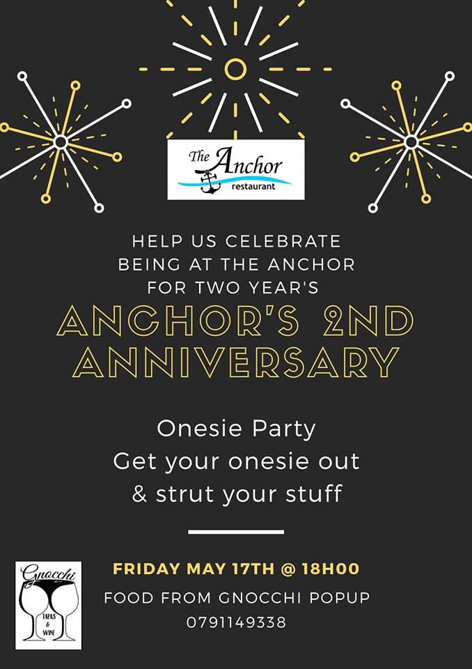 Anchor 2 year Anniversary