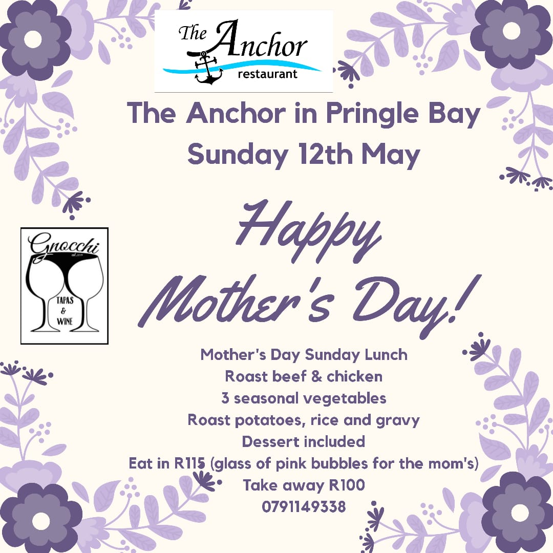 Mothers Day @ The Anchor
