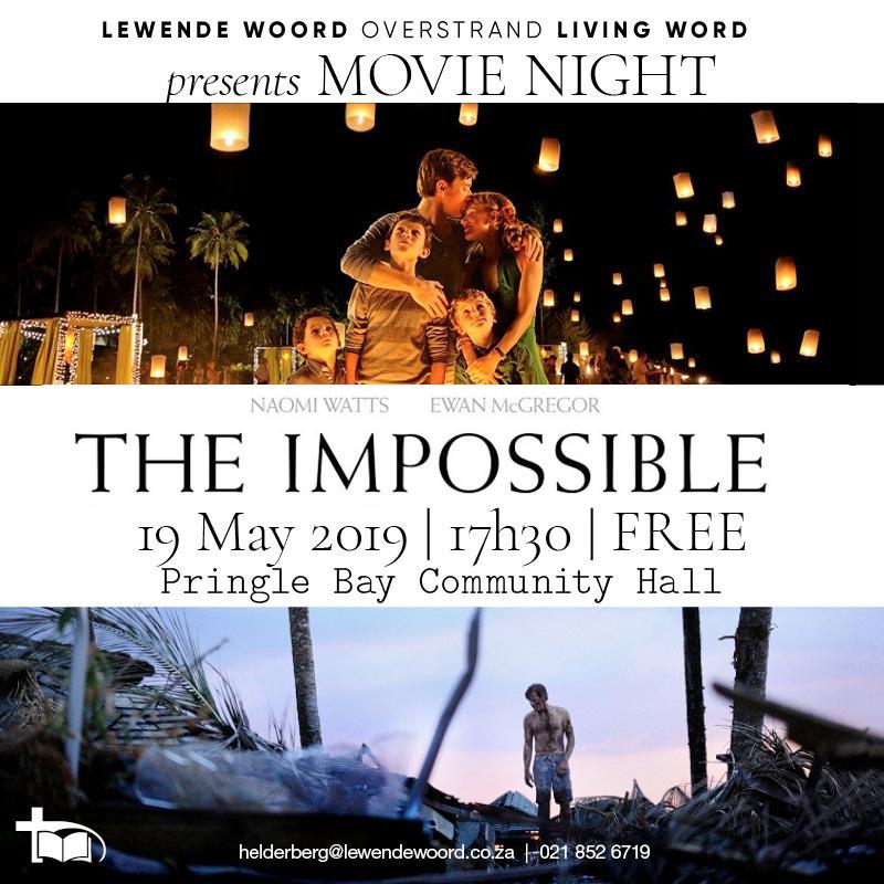 Movie night – 19 May
