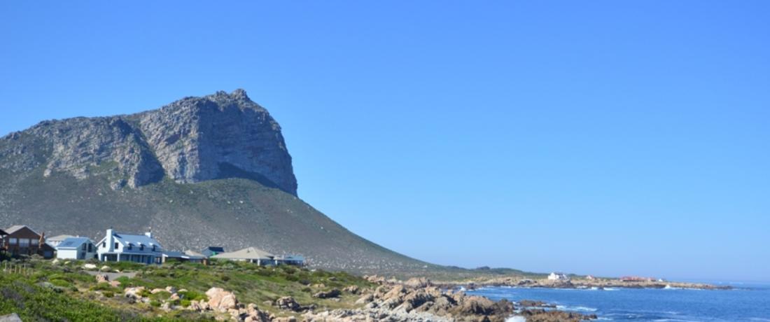 Iconic Hangklip Mountain